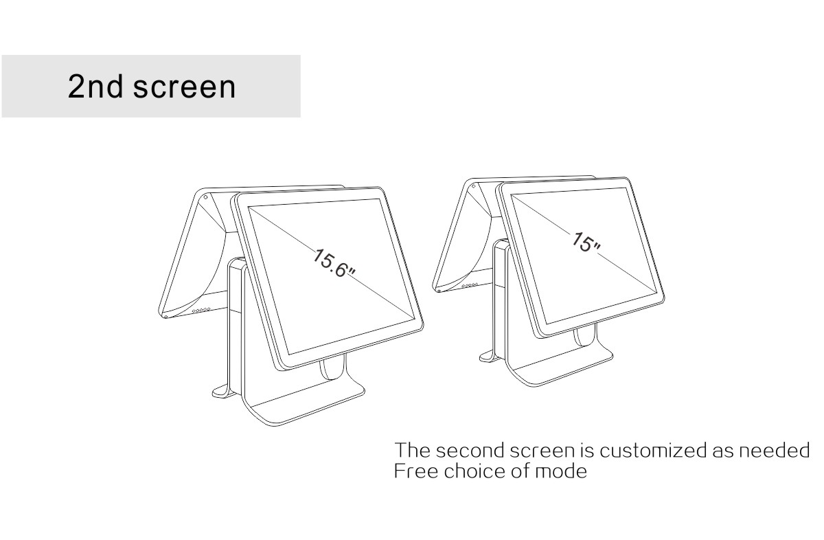 square screen pos system