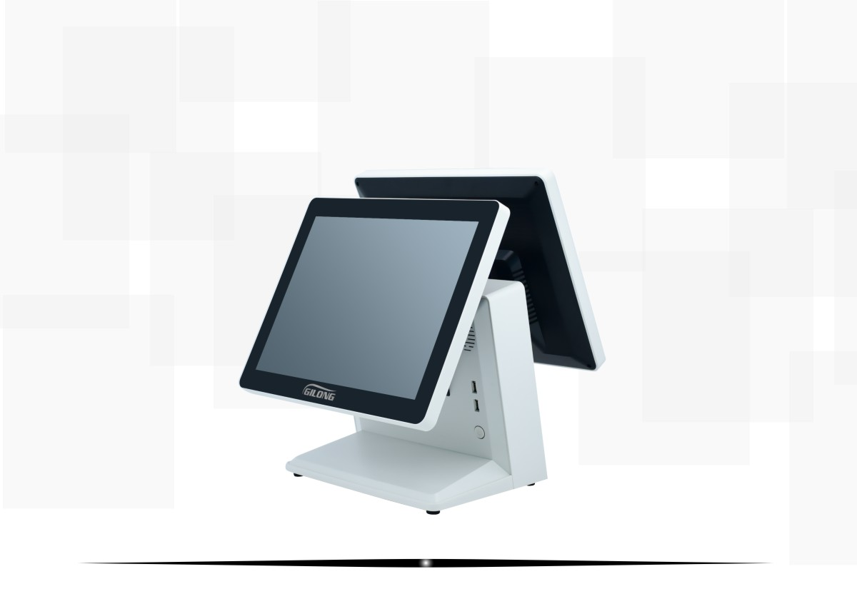 Windows cashier machine