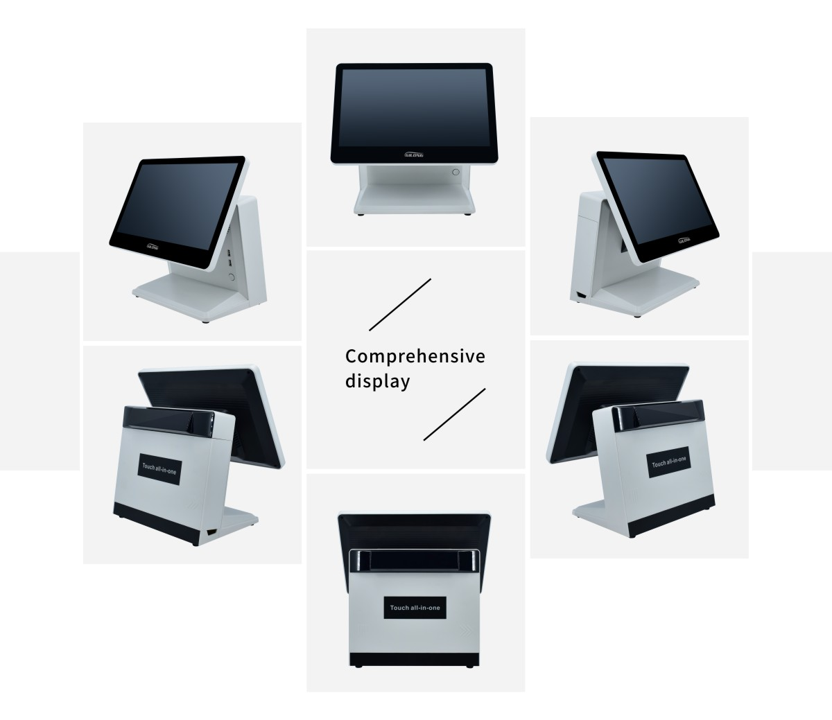 15.6 inch windows epos