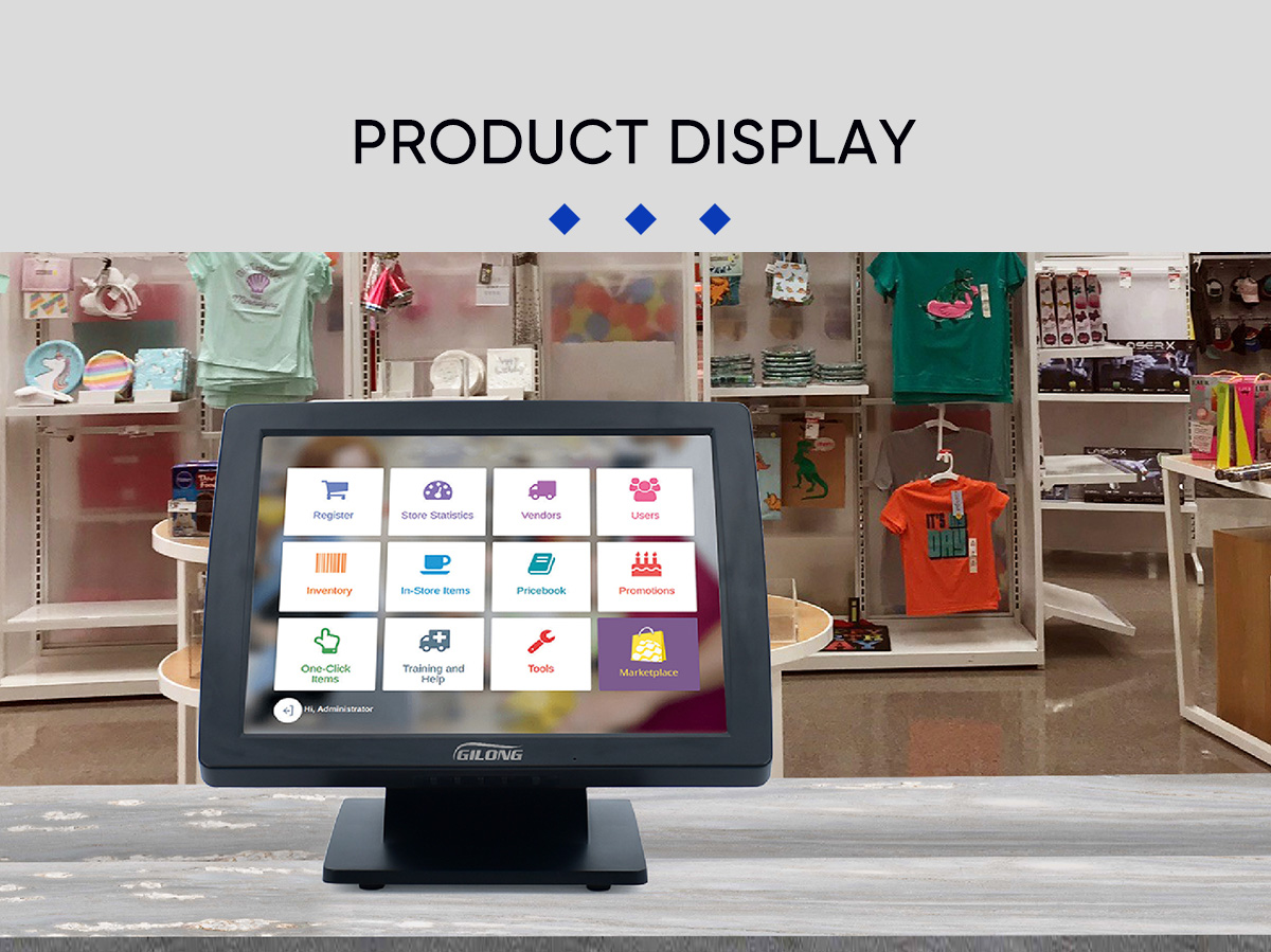 square POS monitor