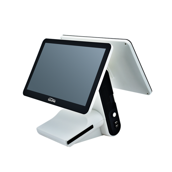 système tactile pos windows